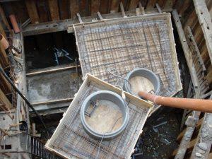 Sústava na likvidáciu odpad. vôd, II. Etapa stavebný management v mene dodávateľa stavby