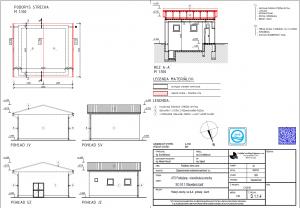 ATS Podlužany - rekonštrukcia strechy